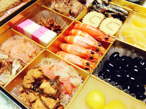 Japanese New Year's Dishes