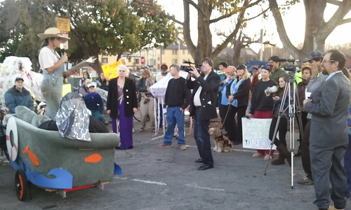 Santa Cruz Climate Ride 1/24/2012