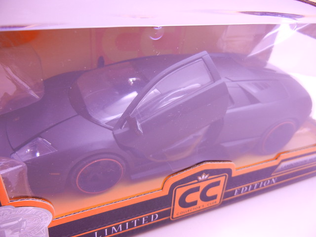 JADA TOYS LIMITED EDITION COLLECTORS CLUB LAMBORHINI MURCIELAGO LP640 (3)