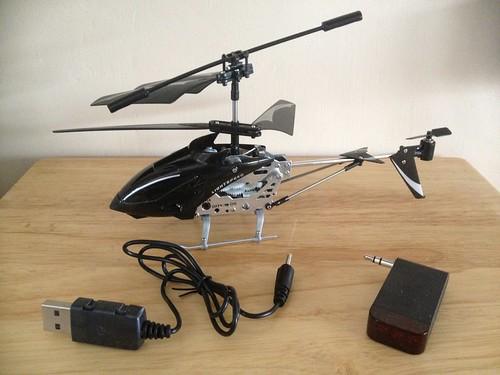 Lightspeed i-Helicopter 3