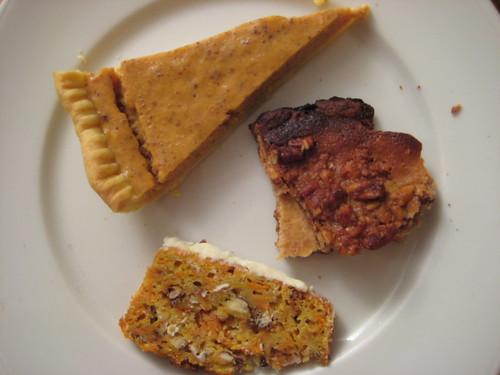 thanksgiving pies 2011