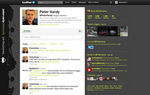 Twitter Advent Calendar day 9, Games & Advent, pt. 2: Peter Vardy channel