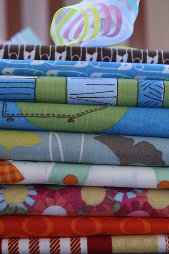 giveaway day fabric