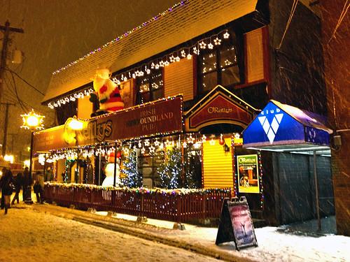 George Street Dec 2011