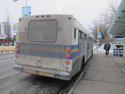 Not my bus