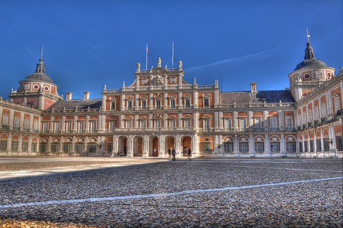 Palacio Real de Aranjuez (HDR)
