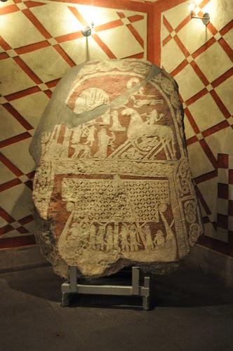 2011.11.10.443 - STOCKHOLM - Historiska museet - Tjängvidestenen