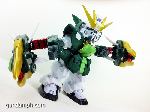 SD Gundam Online Capsule Fighter ALTRON Toy Figure Unboxing Review (23)