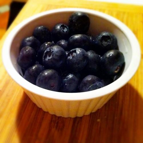 24/366: Blueberries by juanita805