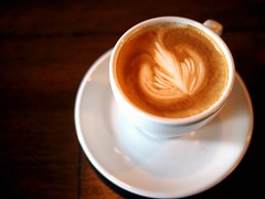 Flat White, Oriole Coffee Roasters, Jiak Chuan Road