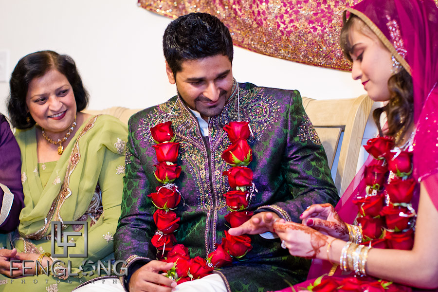 Saira & Yasir's Engagement Ceremony | Family Home in ...