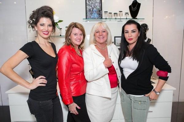 Caroline De Lima, Leanne Troy, Linda Graham, Azadeh Riaz