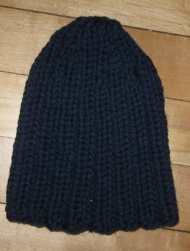 Wool of the Andes Hat FO