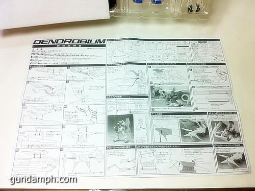 MSIA Dendrobium RX-78GP03 Gundam Figure Rare 2001 (12)