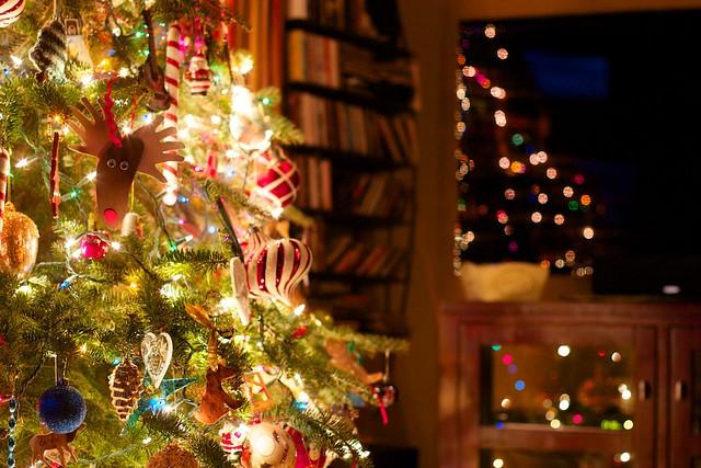 O' Christmas bokeh!
