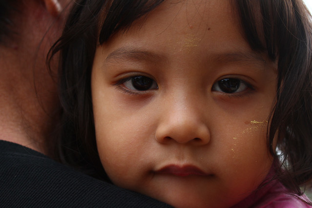 Love this little girl