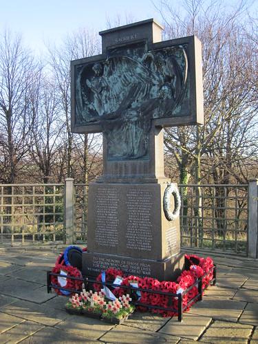 Saltburn War Memorial