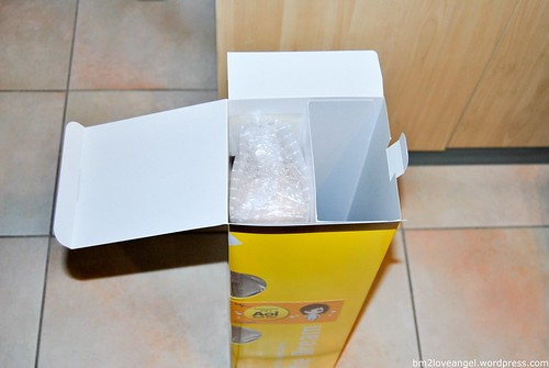 Aoi, The box opening
