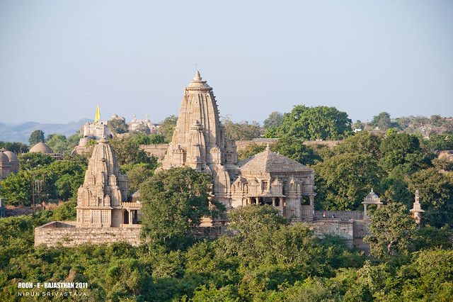 Chittaurgarh Fort.