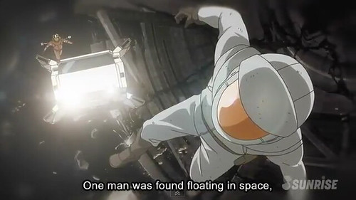 Gundam AGE Episode 15 Those Tears Fall in Space Youtube Gundam PH (29)