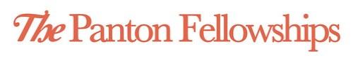 Logo for the Panton Fellowships