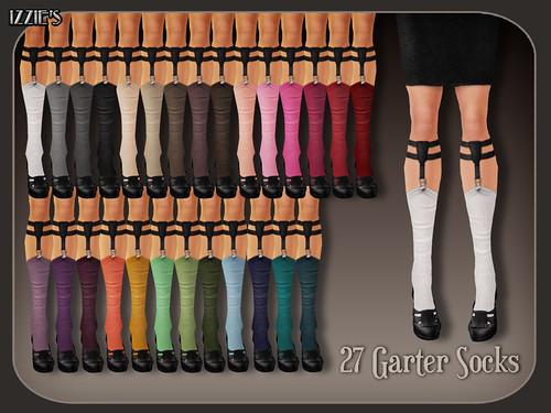Garter Socks