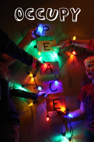 Occupy PEACE