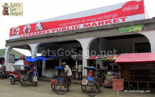 Lavezares Public Market