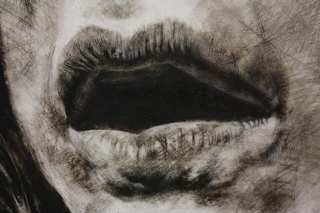 Self-Portrait No. 41 (Detail)