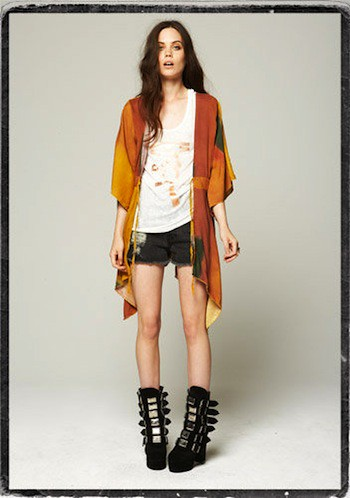 Spring:Summer 2011:12 Collection - Promotional Photo (4)