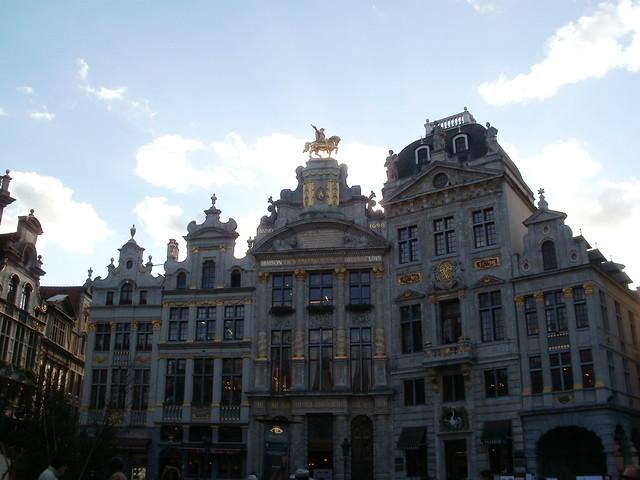 Grand Place, Bruselas