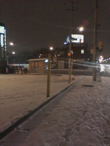 Snow, Dufferin and Dupont