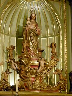 'Virgen de los Reyes', Catedral de Málaga
