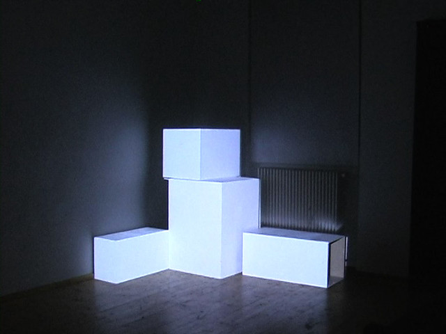 mayer+empl . bxs . video mapping installation . munich . 2010