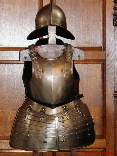 Pikeman's Armour, Edinburgh Castle Great Hall