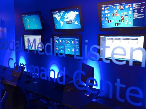 Dell's Social Media Listening and Command Center