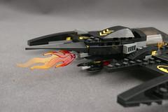 6863 Batwing Battle Over Gotham City - Batwing 10