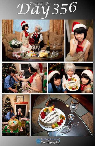 Day 356 - The Christmas Photoshoot by SukhrajB