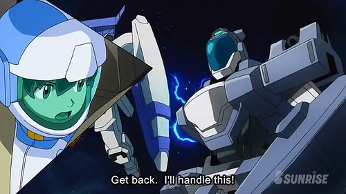 Gundam AGE  Episode 12  Course for Counterattack Youtube  Gundam PH (13)