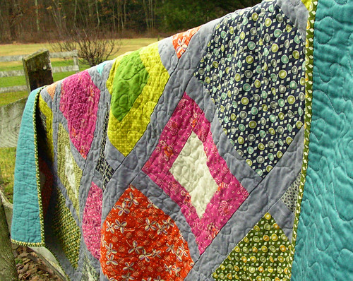 hope valley quilt detail