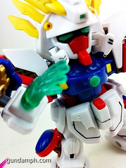 SD Archive Shining Gundam Unboxing Review (40)