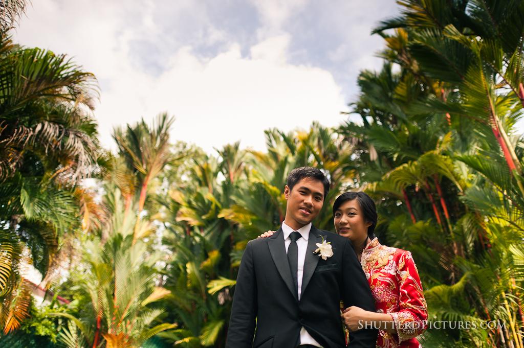 (Singapore Weddings) Serena + Kang
