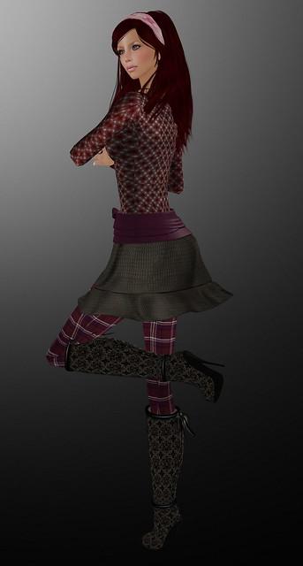 Gillian Style: 3