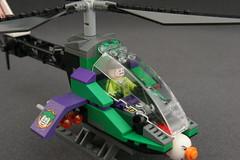 6863 Batwing Battle Over Gotham City - Joker's Helicopter 9