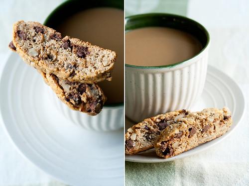 Cappuccino Biscotti