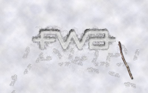 FWA Snow Wallpaper