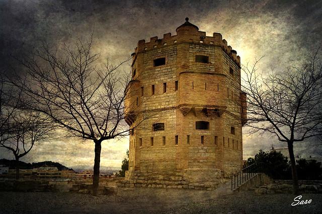 La Torre Monreal, Tudela, Navarra
