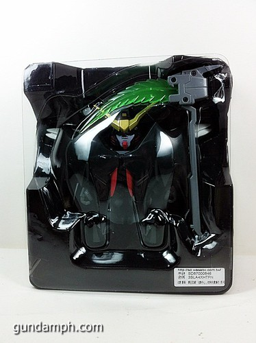 SD Gundam Online Deathscythe Hell Custom Toy Figure Unboxing Review (12)