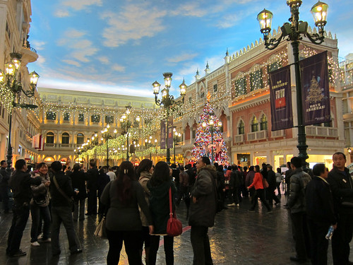 """St Mark's Square"""