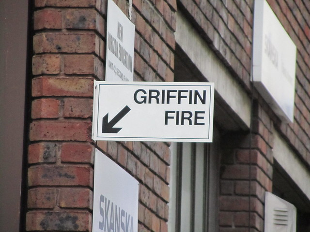 Griffin Fire, Shoreditch